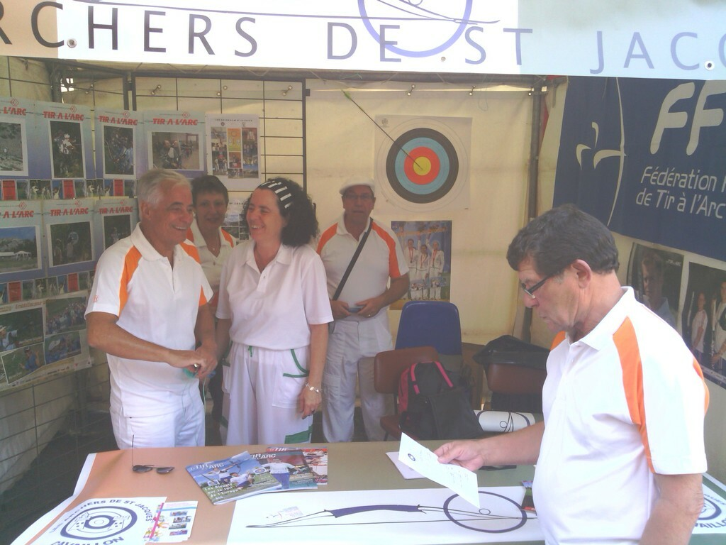 Journée des associations 20-21 le 12 Septembre